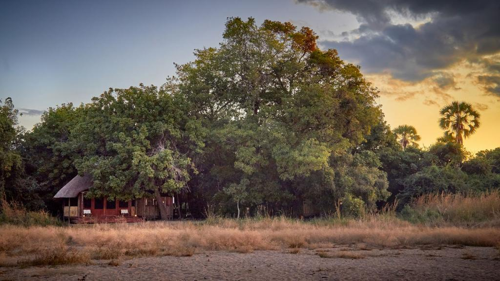 Kuyenda Bushcamp, South Luangwa Nationalpark, Sambia
