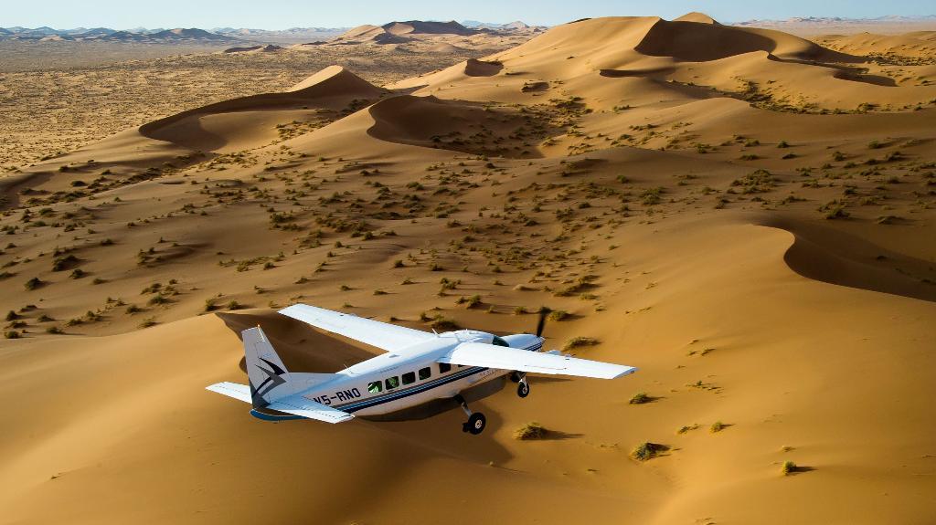 HEADER Traumreise Namibia, Namibia | Abendsonne Afrika