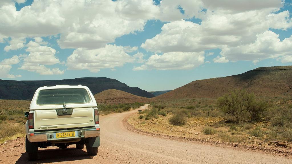 Selbstfahrerreise in Namibia | Abendsonne Afrika