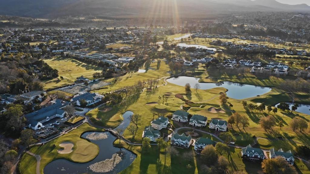 Aerial Fancourt Hotel in Südafrika