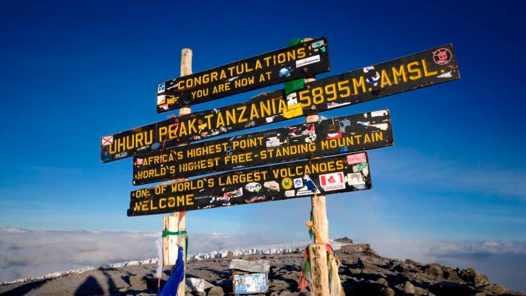 Kilimanjaro Besteigung, Tansania | Abendsonne Afrika