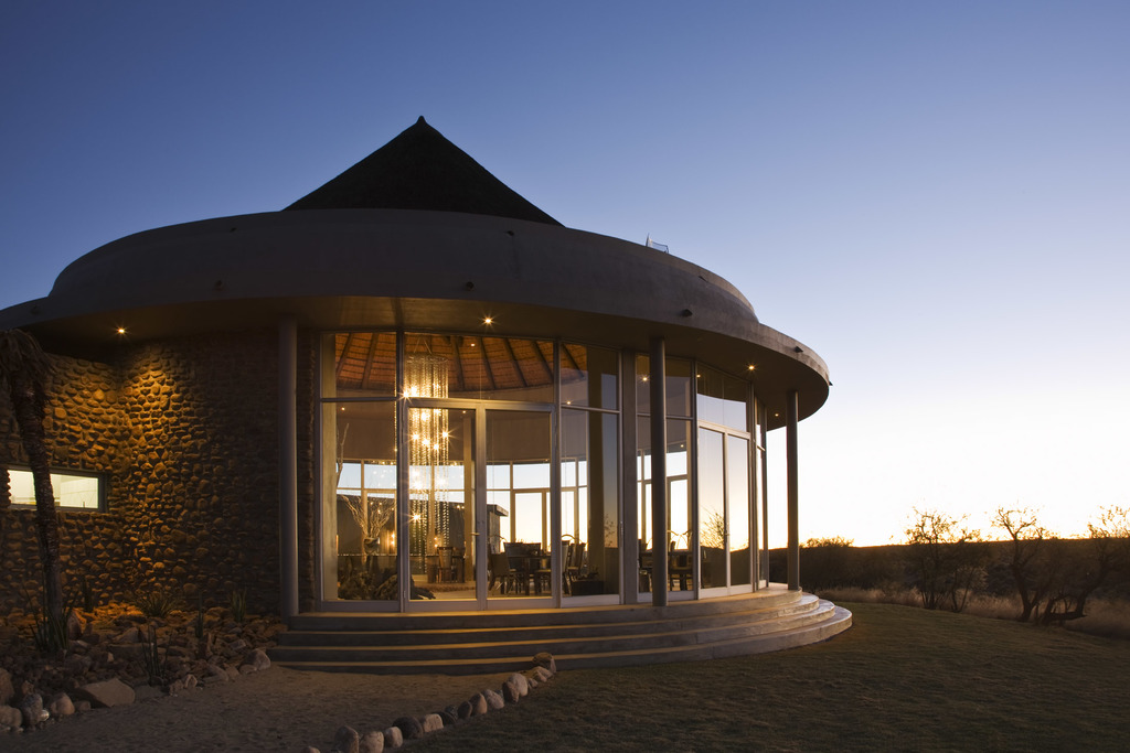 Naankuse, Restaurant, Namibia