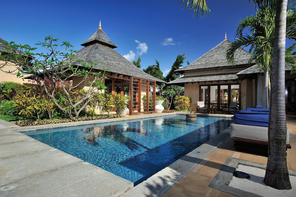 Yoga und Meditation im Maradiva Villas Resort & Spa auf Mauritius | Abendsonne Afrika