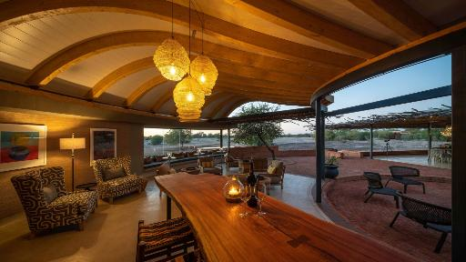 Andersson's at Ongava | Abendsonne Afrika