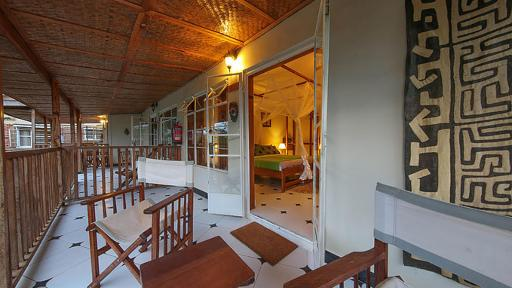 Papyrus Guest House | Abendsonne Afrika