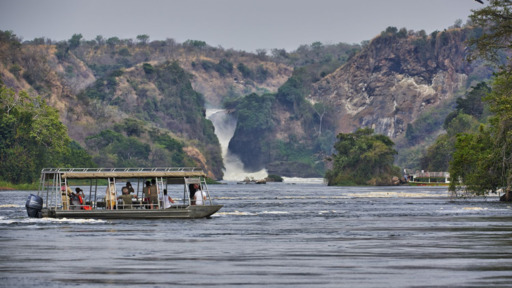 Faszination Uganda – eine Reise mit Liane Merbeck | Abendsonne Afrika