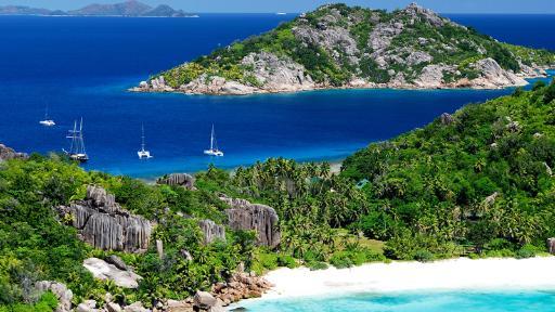 Traumreise Seychellen | Abendsonne Afrika