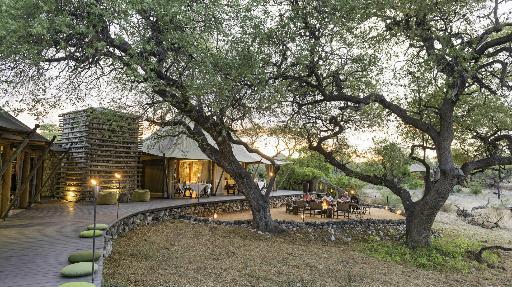 Onguma Tented Camp | Abendsonne Afrika