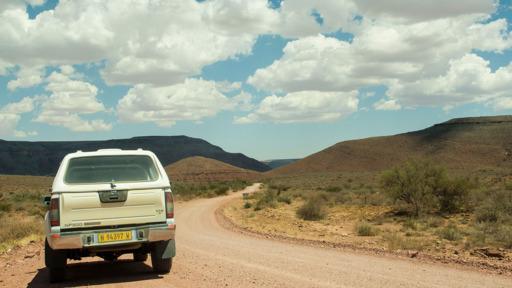 Selbstfahrerreise Namibia | Abendsonne Afrika