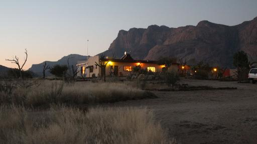 Hohenstein Lodge | Abendsonne Afrika