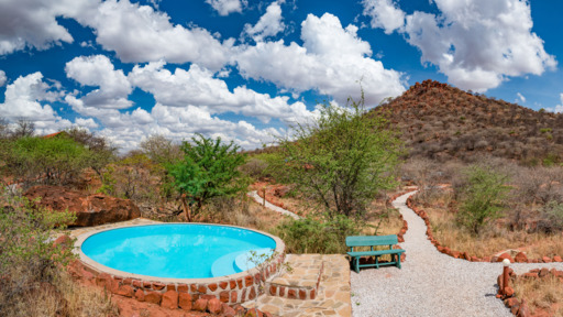 Waterberg Valley Lodge | Abendsonne Afrika