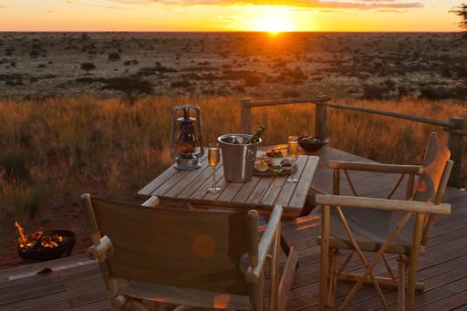 Tswalu Kalahari Game Reserve | Abendsonne Afrika