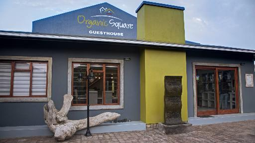 Organic Square Guesthouse | Abendsonne Afrika