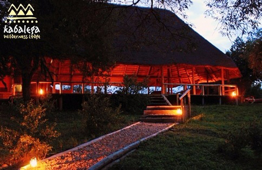 Kabalega Lodge | Abendsonne Afrika