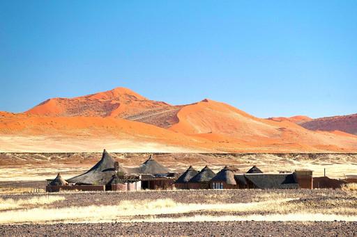 Kulala Desert Lodge | Abendsonne Afrika