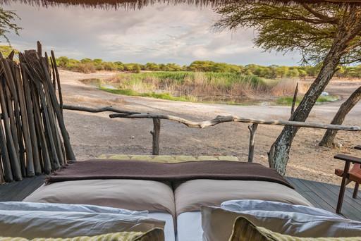 Onguma Tree Top Camp | Abendsonne Afrika