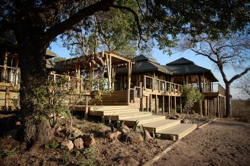Simbavati Hilltop Lodge | Abendsonne Afrika