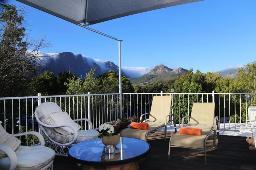 Centre-Ville Guest House in Franschoek, Südafrika | Abendsonne Afrika
