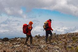 Kilimanjaro Besteigung  | Abendsonne Afrika