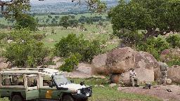 Header Tansania Exklusiv - Classic | Abendsonne Afrika