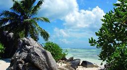 Banner Seychellen